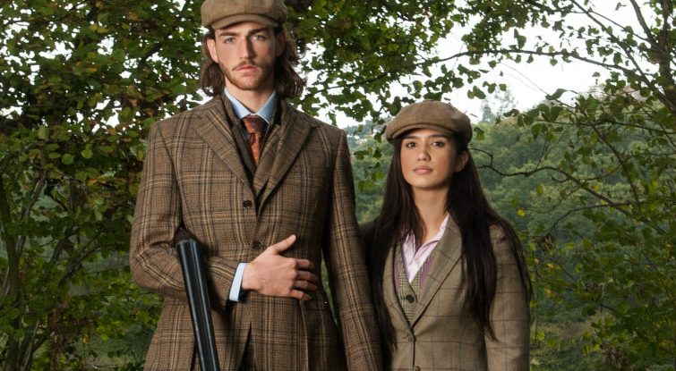 tweed suits