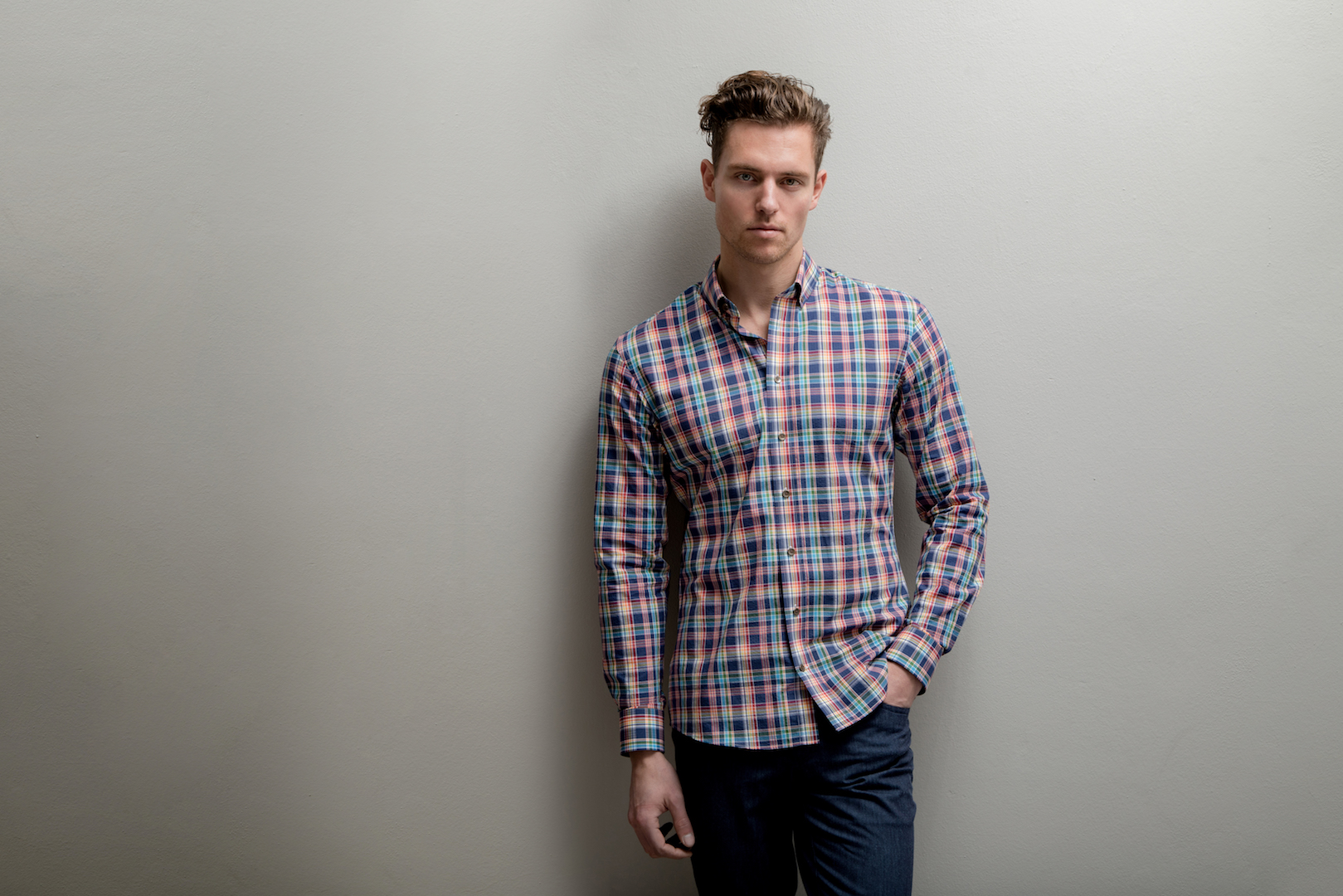 casual shirts by roomten