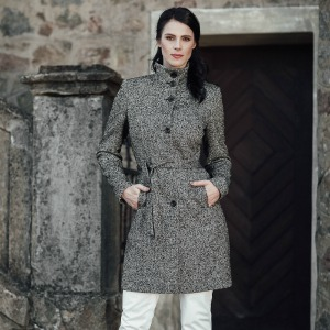 Ladies Overcoat Oakford