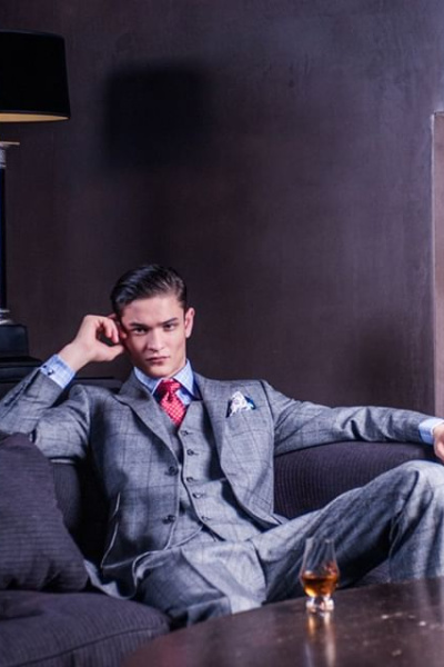 Bespoke mens suits