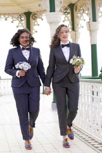 Womens made to measure suits