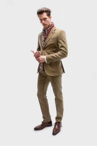 Made to Measure Corduroy Suit or Jacket